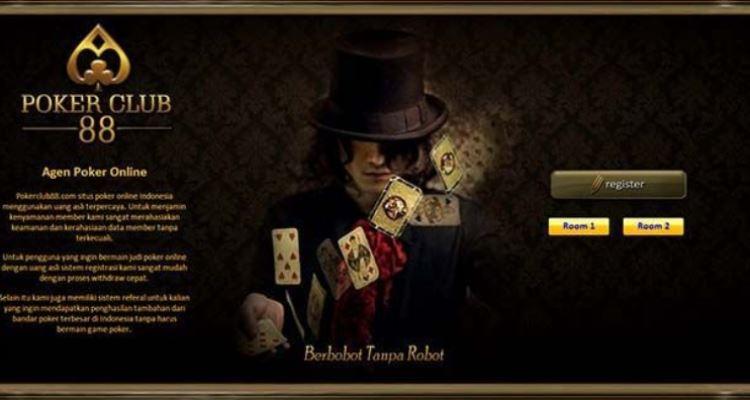 PokerClub - Situs Poker Online Terpercaya Indonesia