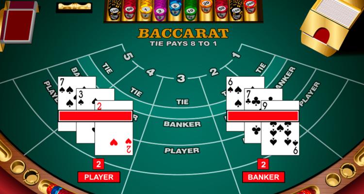 Cara Bermain Baccarat Banque